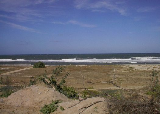 Rancho Leonero Lot #12 BEACHFRONT